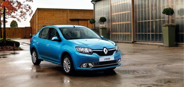 Обновленный Renault Logan дебютирует в 2019 году