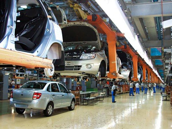 В России в 2016 году продажи «АвтоВАЗ» снизились на 1%