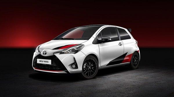 Toyota создаст первый за последние 10 лет «заряженный» хэтчбек