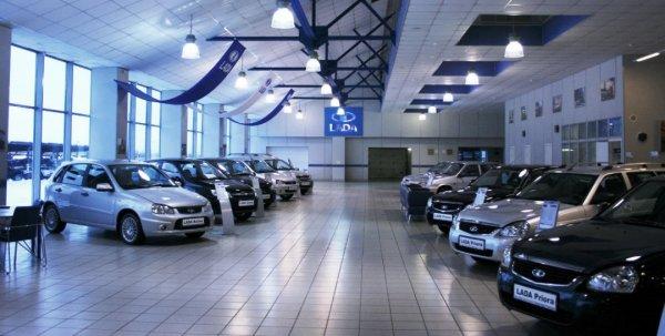 В январе автомобили в России стали дороже на 2-3%