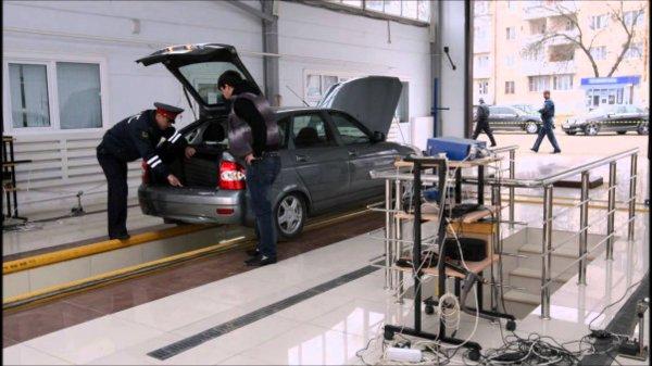 В среднем водители Крыма платят 500 рублей за техосмотр
