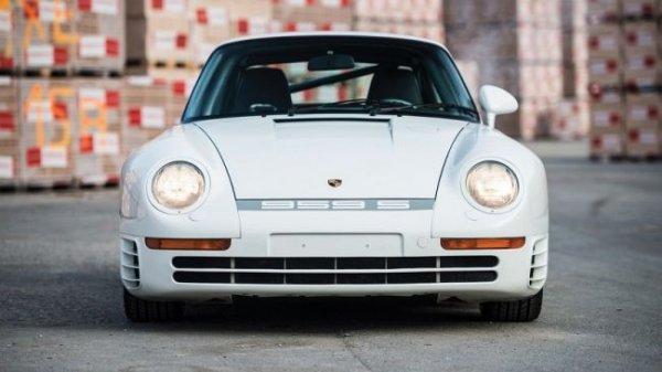 Раритетный Porsche 959 Sport продадут за 2 миллиона евро