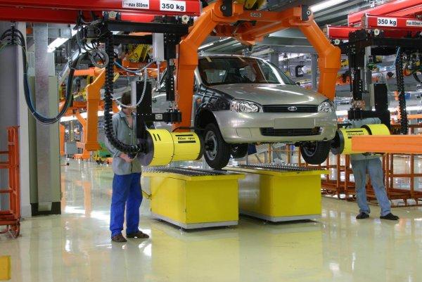 «АвтоВАЗ» вместе с Renault планирует производить авто в Иране