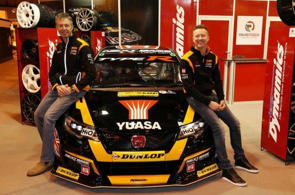 Halfords Yuasa Racing показала Honda Civic Type R для чемпионата Touring Car