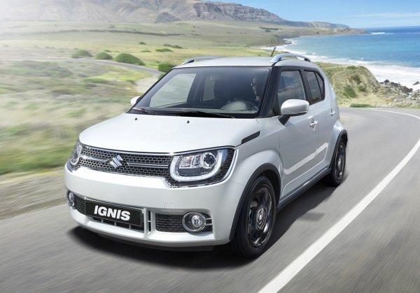 Suzuki намерен вывести на российский рынок Ignis и Baleno в 2017 году