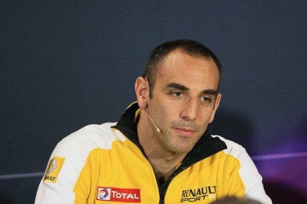Абитебул: Renault в новом сезоне сможет догнать Mercedes