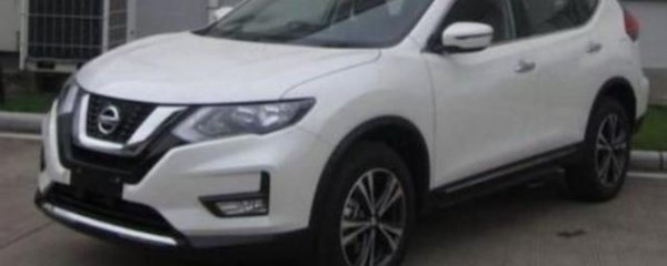 Опубликованы фото перелицованного Nissan X-Trail для рынка Китая