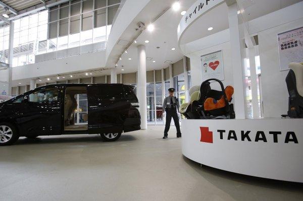 Takata выплатит Минюсту США $1 млрд по делу о дефекте подушек безопасности