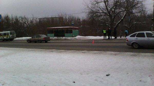 В Миассе водитель ВАЗ сбил школьницу и скрылся с места ДТП