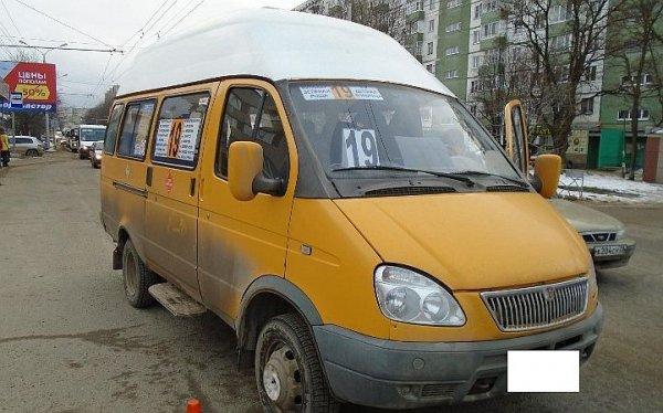 4-летний ребёнок попал под колёса маршрутки в Ставрополе