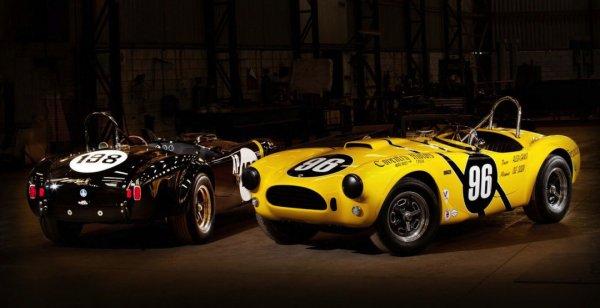 Автомобили 60-х годов покажут на выставке в США