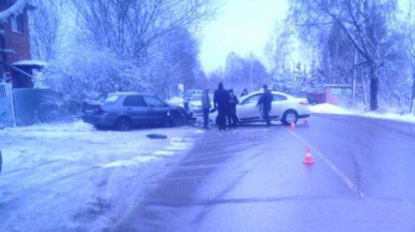 Годовалый ребёнок пострадал в результате ДТП в Вязьме
