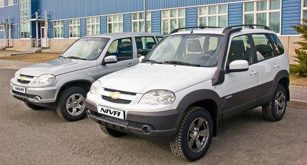 Chevrolet Niva можно приобрести со скидкой при покупке в кредит