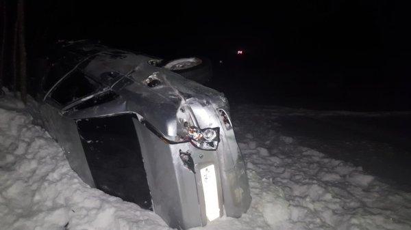 22-летний водитель, лишенный прав, погиб в ДТП под Вологдой