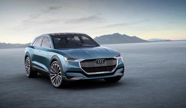 Audi собирается создать «заряженный» кроссовер SQ8