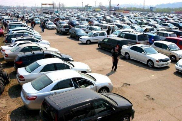 Продажи подержанных авто на рынке России выросли на 6%