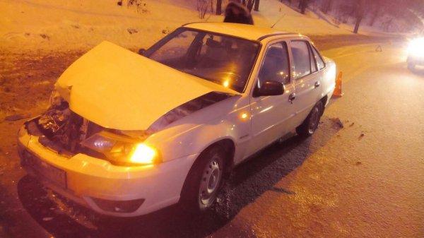 В Челябинске в ДТП пострадали два взрослых и 2-летняя девочка