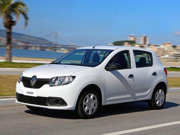 В России расширен модельный ряд интернет-магазина Renault