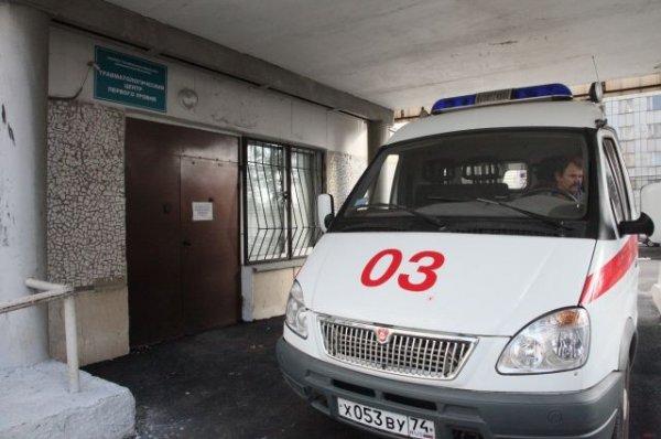 Девочка попала под колеса автомобиля в Ессентуках