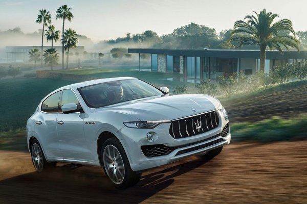 Maserati отзовёт в США 1 500 кроссоверов Levante из-за сбоев ПО
