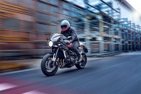 Новые мотоциклы Yamaha XSR900 Abarth будут проданы на интернет-аукционе