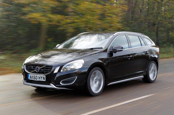 В Volvo ожидается увеличение продаж универсалов