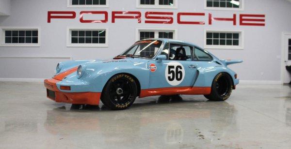 26 раритетных спорткаров Porsche продадут на аукционе