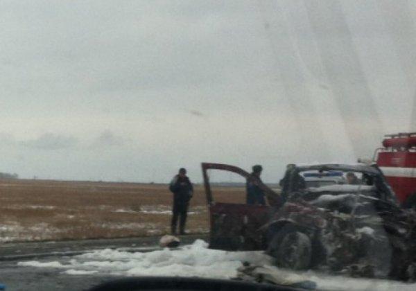 66-летний мужчина погиб в «лобовом» ДТП на трассе «Омск – Тюмень»