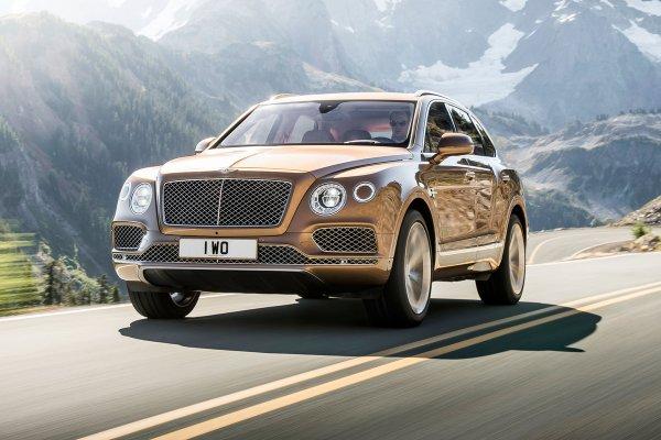 Bentley планирует создать гибридные версии всех своих моделей