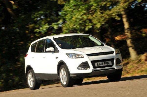 Ford отзовет все внедорожники Kuga в Южной Африке