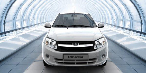 LADA Granta оказалась популярной моделью на рынке Германии