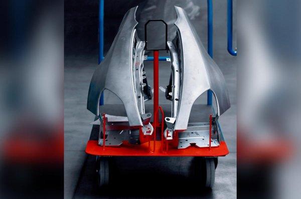 Объявлены цены на новый спорткар Alpine A120