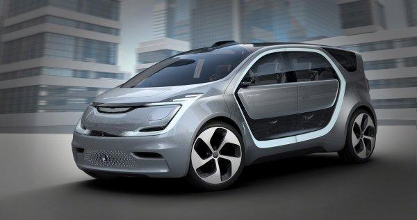Chrysler запустит модель Portal в серийное производство в 2018 году