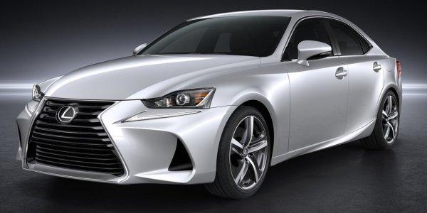 Вышел новый роскошный седан: Обзор Lexus IS200t 2017
