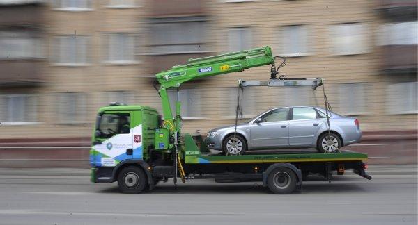 В Краснодаре могут ввести постоплату эвакуации автомобилей