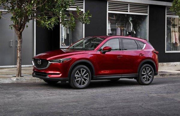 Новая Mazda CX-5 обзаведётся 7-местной версией