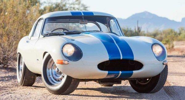 Jaguar E-Type ушел с молотка за $7 млн на аукционе в Скоттсдейле