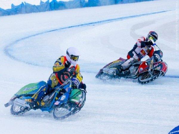 XXI Чемпионат Европы по мотогонкам на льду состоится в Уфе
