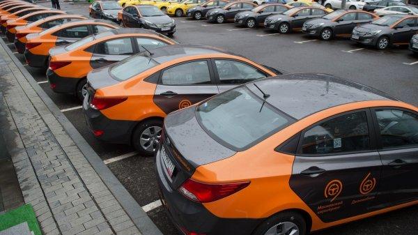 В Москве каршеринговый парк увеличится до 10 тыс. автомобилей