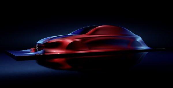 Mercedes показал внешность будущих моделей A-Class и B-Class
