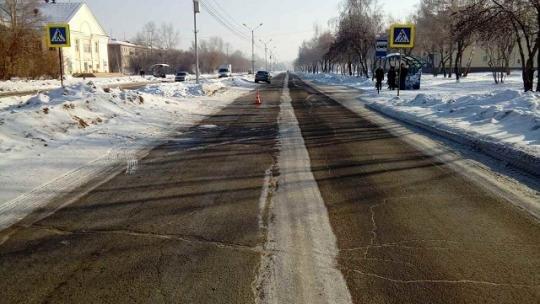 В Усолье-Сибирском произошло ДТП с летальным исходом