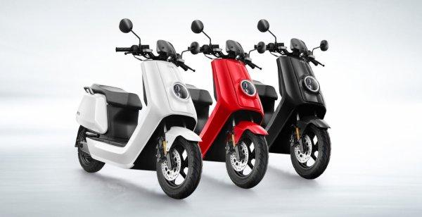 Скоро можно будет приобрести дешевый электроскутер Niu eScooter
