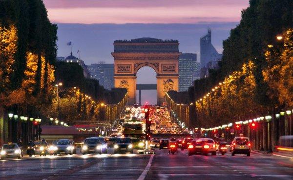 В Париже увеличатся штрафы на парковку в несколько раз