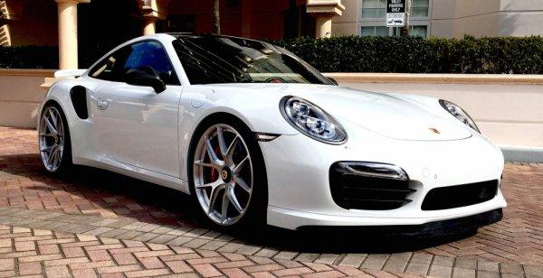 TechArt Porsche 911 Turbo S оценил в $ 150 000