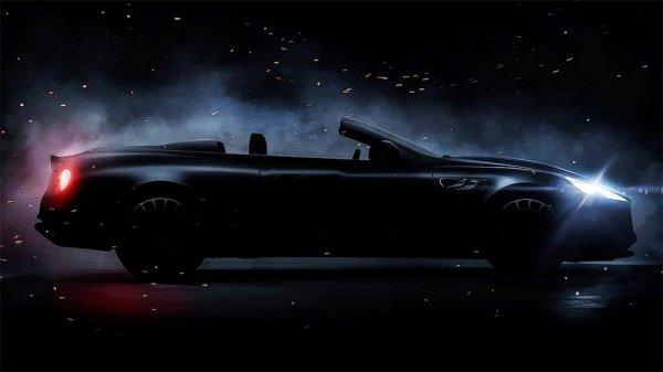 Ателье Kahn Design продемонстрирует в Женеве супер-кабриолет
