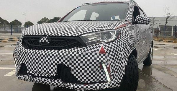 Создатели «клона» Range Rover Evoque готовят ещё один кроссовер