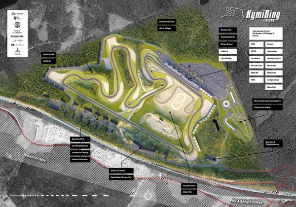 В Финляндии могут провести Гран-при «Формулы-1»