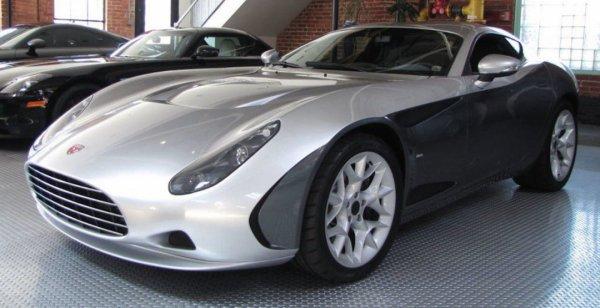 Спорткар Perana Z-One выставили на аукцион
