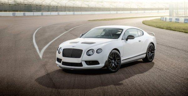 Bentley Continental GT3-R оценен в 257 тыс долларов