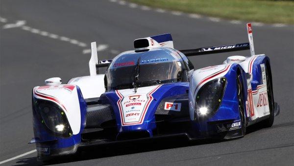 Сарразен, Лопез и Буэми выступят за Toyota на гонке в Мексике